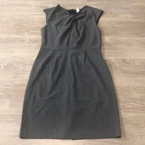 Emma & Michele gray sleeveless dress size 8